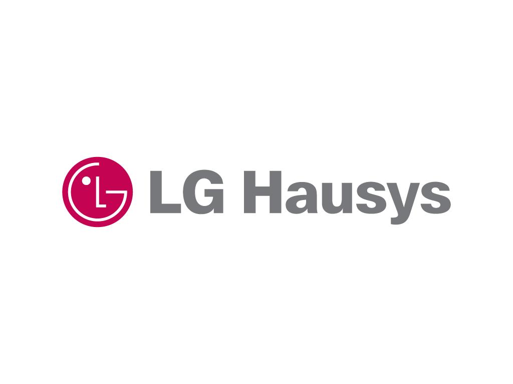 Logo: lg hausys